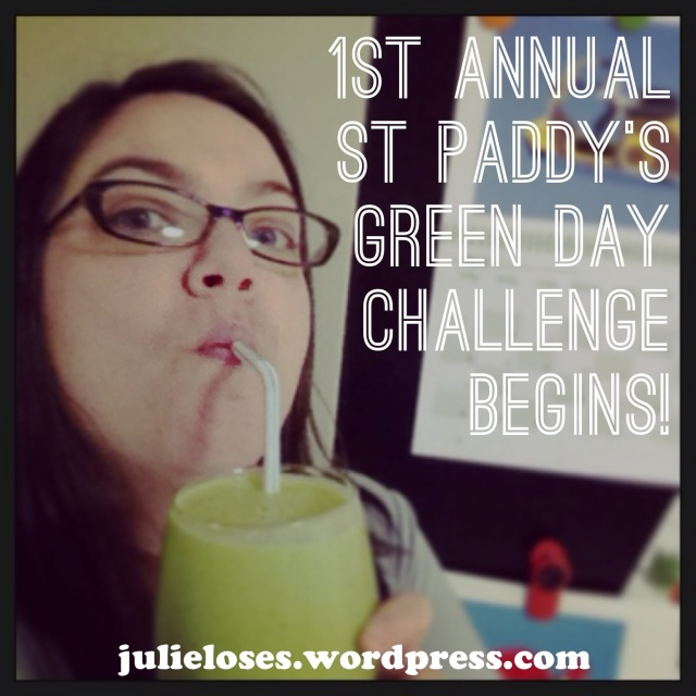 green Day Challenge - Bfast